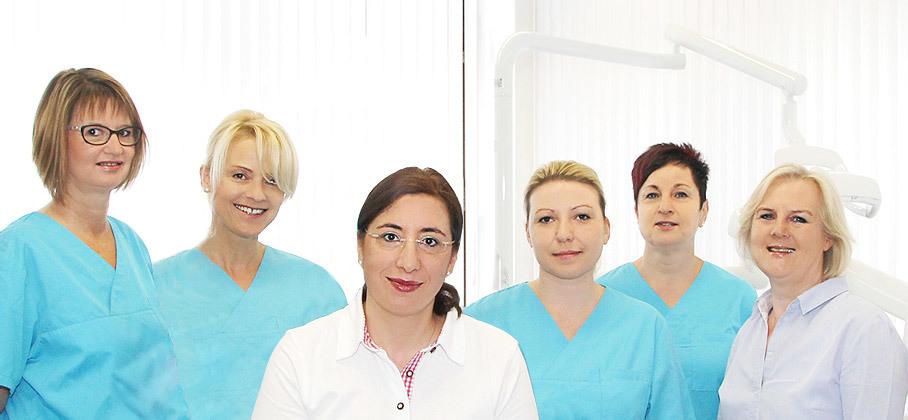 Team Zahnarztpraxis Kabakci